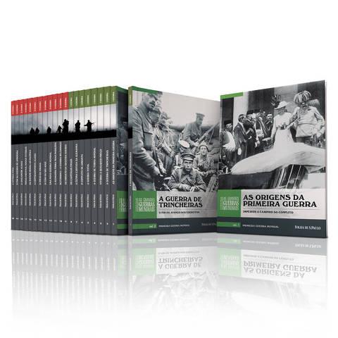 Coleção Grandes Guerras