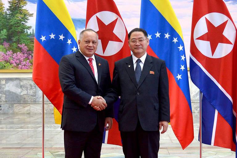 Aliança entre Venezuela e Coreia do Norte pode ter violado sanções, indica ONU
