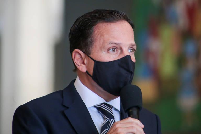 O governador João Doria anunciou nesta segunda-feira (27) novos critérios para o Plano São Paulo de retomada econômica e enfrentamento ao coronavírus