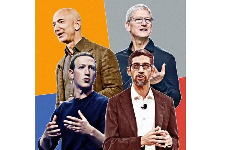 'Big Tech' vai responder por anos de 'copiar-comprar-matar'