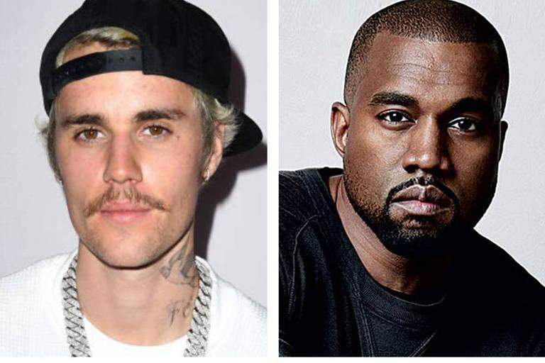 Justin Bieber visita Kanye West e tenta ajudá-lo a se recuperar de surto bipolar