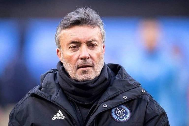 Último trabalho de Domènec Torrent foi como técnico principal do New York City FC