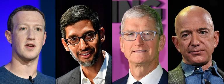 Poder das Big Tech é atacado em audiência antitruste no Congresso dos EUA