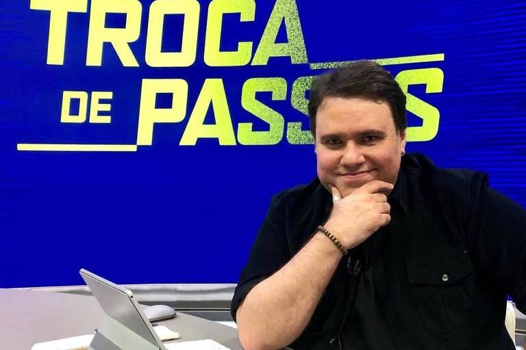 Rodrigo Rodrigues recebe homenagens de Adnet, SporTV e ESPN