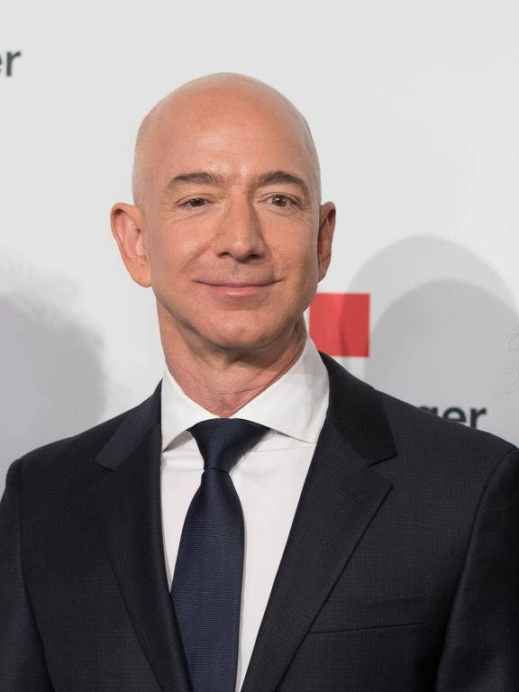 Presidente da Amazon, Jeff Bezos