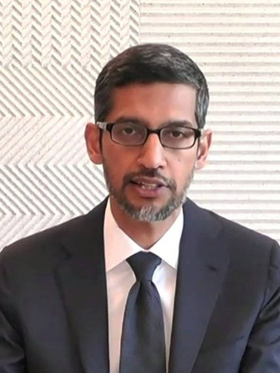 Presidente do Google, Sundar Pichai