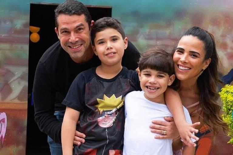 F5 - Celebridades - Wanessa Camargo e família tiveram diagnóstico positivo  para Covid: 'Chorava' - 30/07/2020