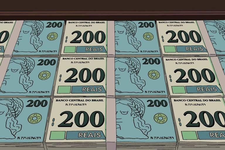 Internautas descobrem que episódio antigo de 'Os Simpsons' previu nota de R$ 200