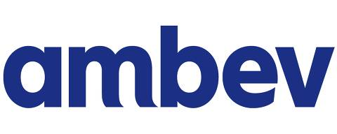 Logo ambev empreendedor social