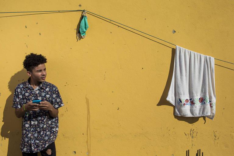 Moradores de São Paulo falam sobre suas rotinas na quarentena