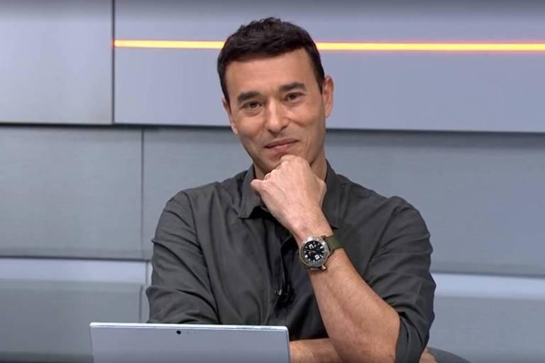 André Rizek no Seleção SporTV