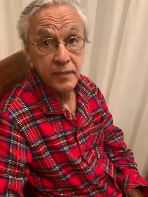 Caetano Veloso na pandemia
