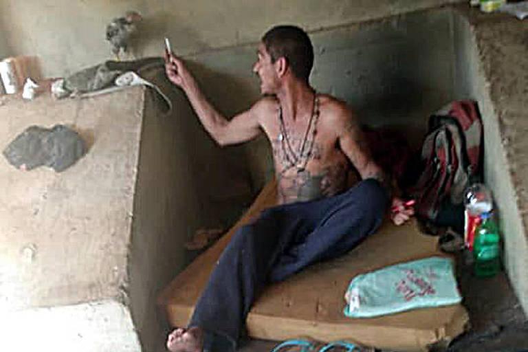 Ivan Almeida, 29, morador de rua morto em assalto em Botucatu (SP)