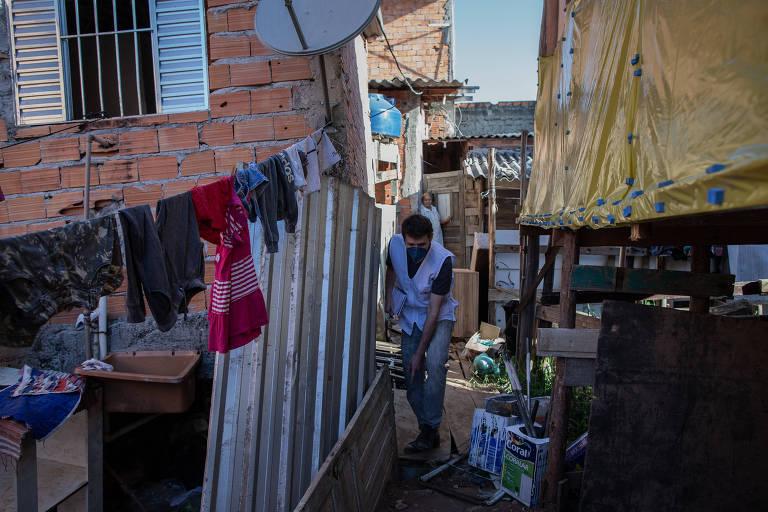 Luta contra a Covid-19 na periferia de São Paulo
