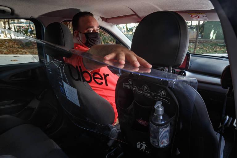 Uber anuncia modalidade táxi na cidade de São Paulo