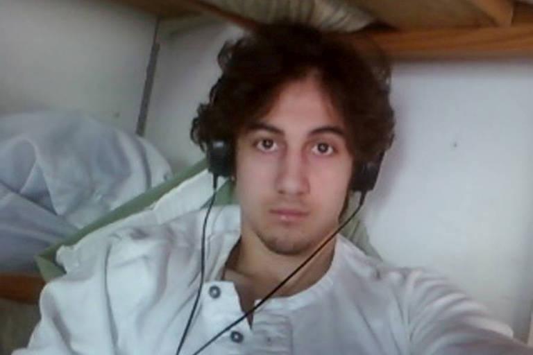 Dzhokhar Tsarnaev, condenado pelo atentado à Maratona de Boston