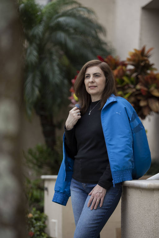 Lisa Alarcon mostra guarda-roupas