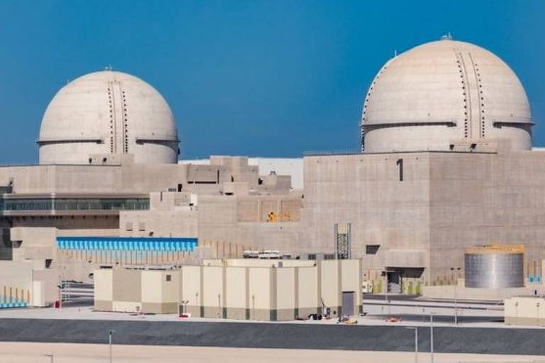 Barakah, a primeira planta nuclear nos Emirados Árabes Unidos