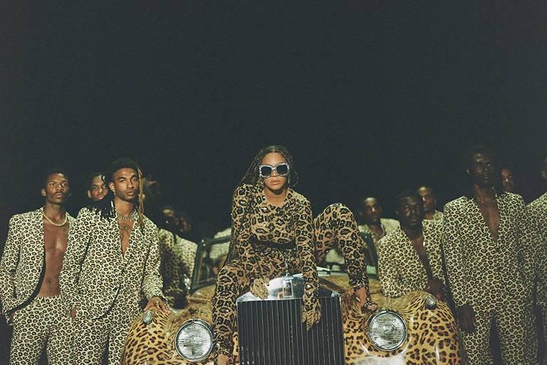 Cena de 'Black Is King', novo álbum visual de Beyoncé