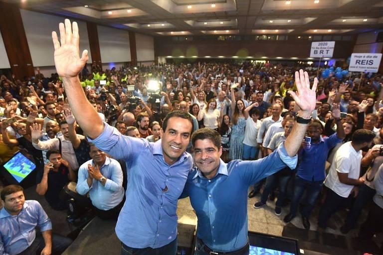 Saiba quem são os candidatos e as candidatas à Prefeitura de Salvador
