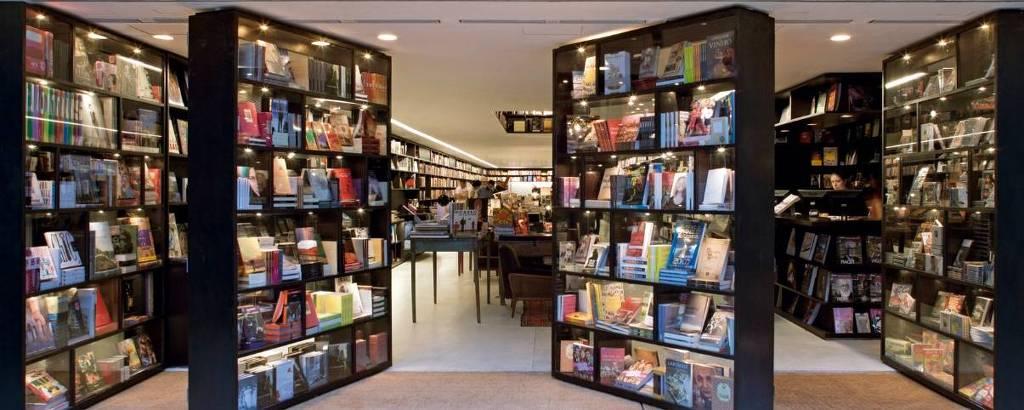 Livraria da Vila, em São Paulo