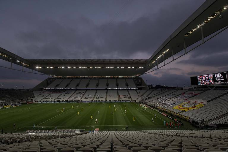 Corinthians x Mirassol