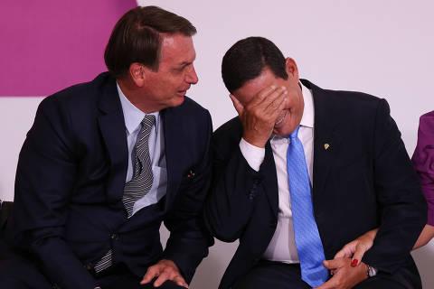 Centralizador, Bolsonaro acumula desgaste para frear ministros e até Mourão