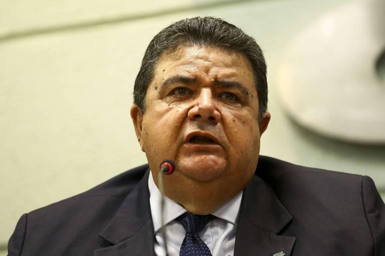 Presidente da OCB (Organização das Cooperativas Brasileiras), Márcio Lopes de Freitas