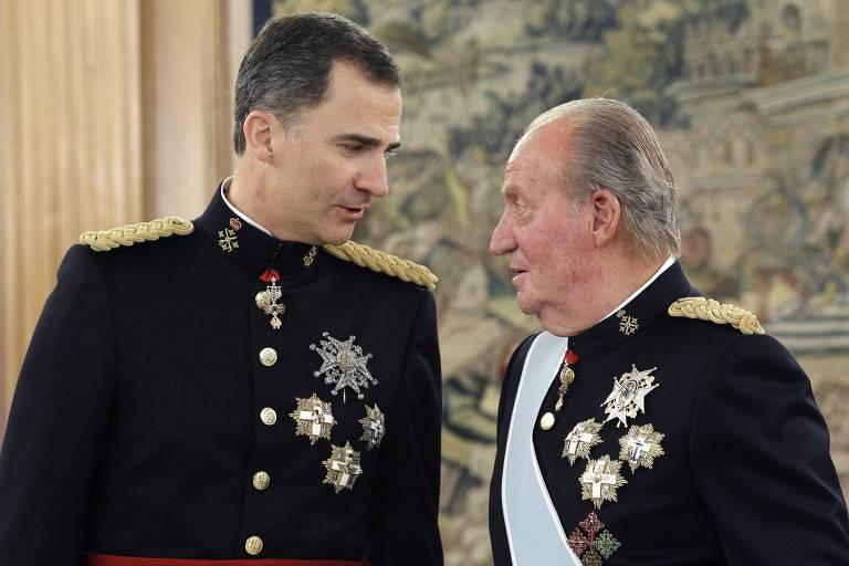Investigado por corrupção, rei emérito Juan Carlos anuncia saída da Espanha