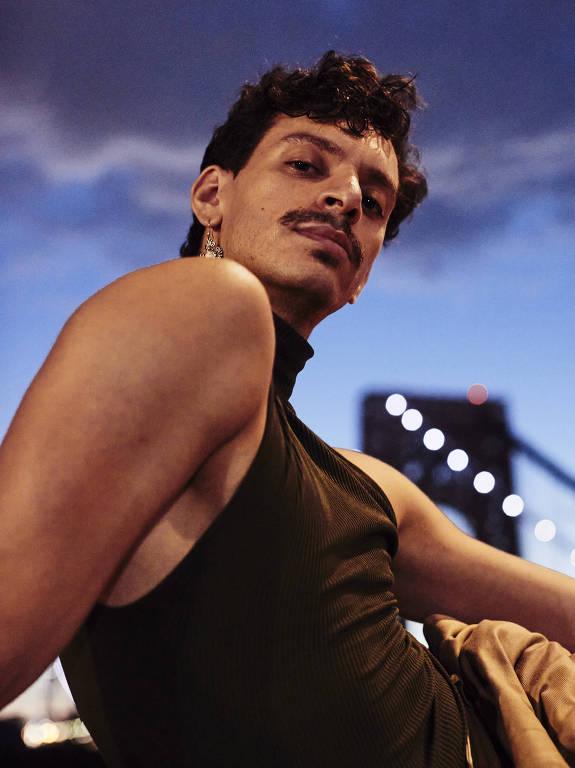 Jason Rodriguez, dançarino e coreógrafo, em Nova York, em 11.jul.2020