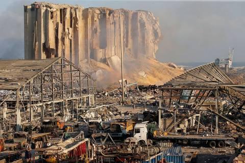 Saldo de mortos em explosão no Líbano chega a 135; há 5.000 feridos