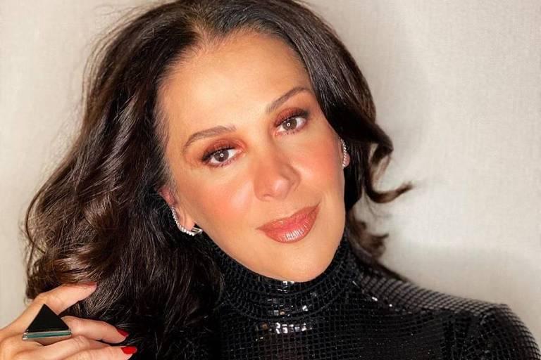 F5 - Celebridades - Claudia Raia conta que Jô Soares salvou a vida dela: 'Podia ter perdido a perna' - 20/12/2020