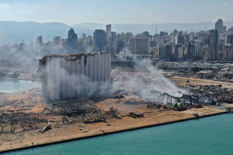 Entenda o que já se sabe e o que ainda é dúvida sobre a megaexplosão em Beirute