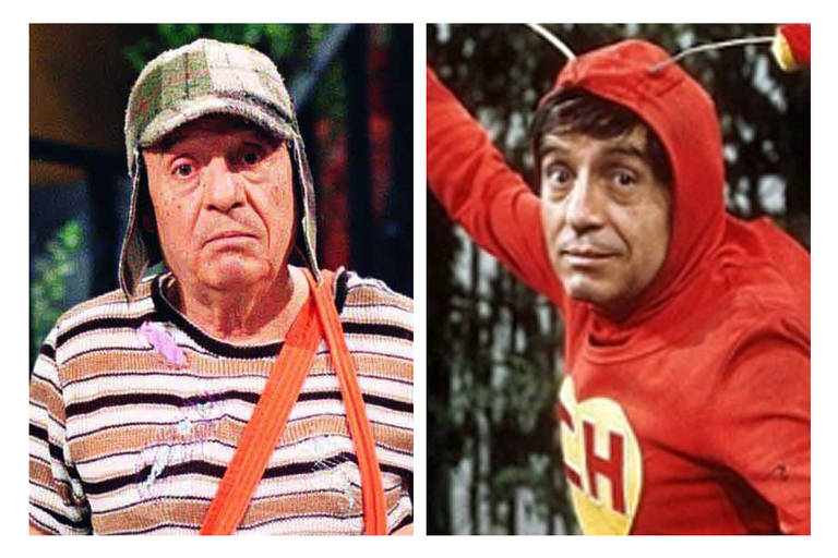 Fãs do seriado de 'Chespirito'