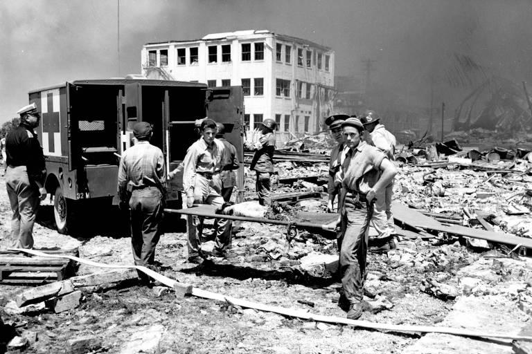 Desastre com nitrato de amônio nos EUA em 1947 mudou normas de segurança