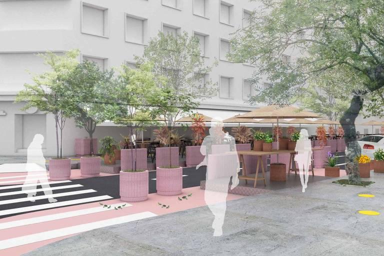 Uso temporário de espaços como ferramenta de regeneração urbana