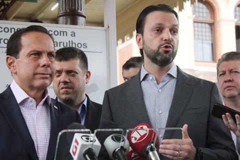 Secretário de Doria preso pede licença para se defender e reduzir danos