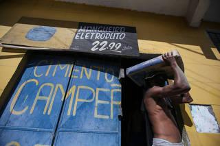 Salvador - peso do auxílio emergencial