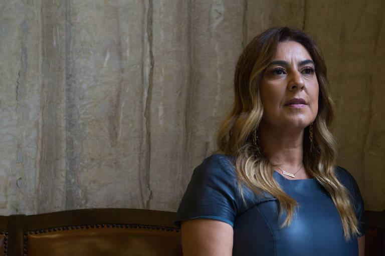 Renata Gil, primeira mulher eleita para presidir a AMG (Associação dos Magistrados Brasileiros)