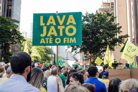 Onda anti-Lava Jato no Supremo contrasta com respaldo no auge da operação
