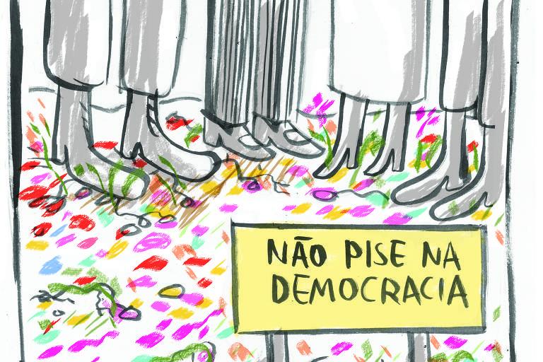 O futuro da democracia e os desafios do Brasil