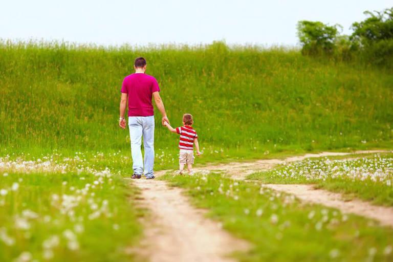 Pai ausente: Manifestar seus sentimentos pode ajudar a desfazer mágoas