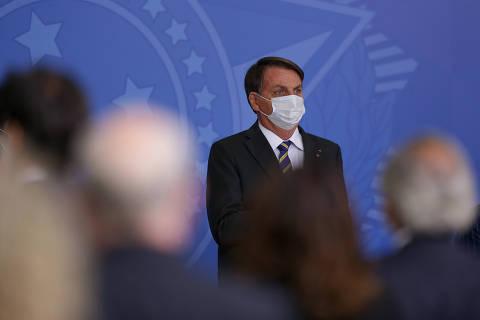 Bolsonaro condiciona recriação da Segurança Pública à autonomia do BC