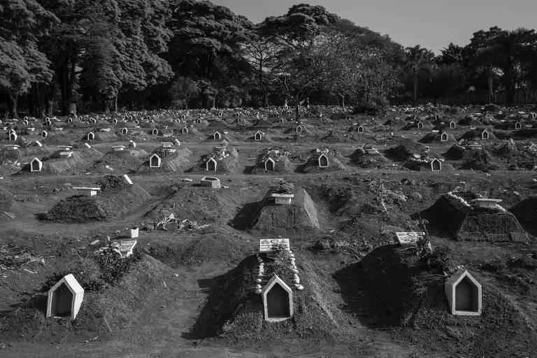 Brasil supera 100 mil mortes pela Covid-19