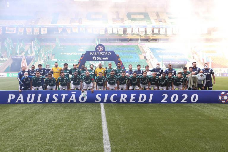 Baixe pôster do Palmeiras campeão paulista de 2020 - 08/08/2020 ...