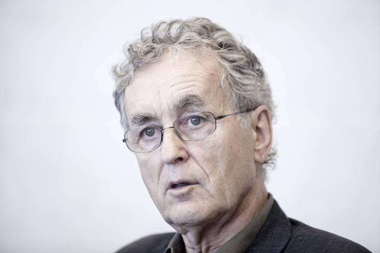 "O físico austríaco Fritjof Capra, autor de best-sellers internacionais, como ""O Tao da Física"", que participa do Fronteiras do Pensamento de 2020"