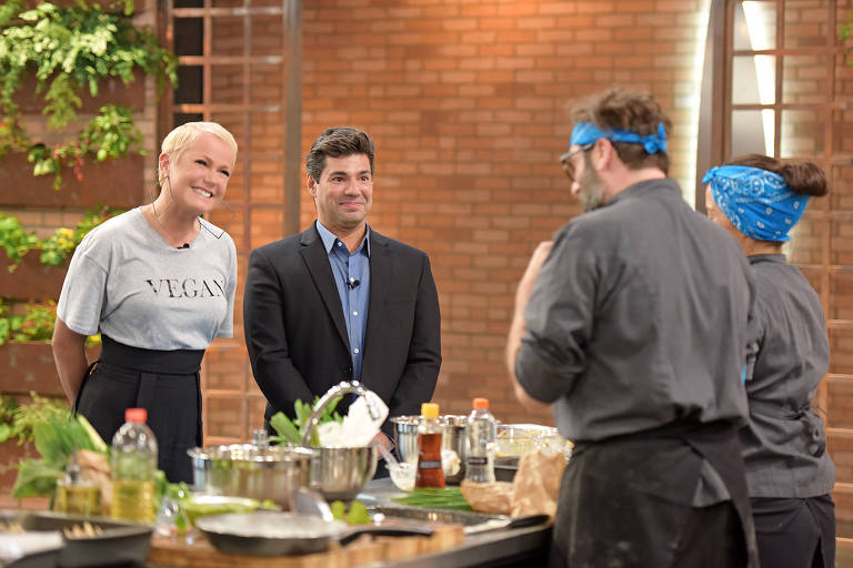 Top Chef com Xuxa Meneghel