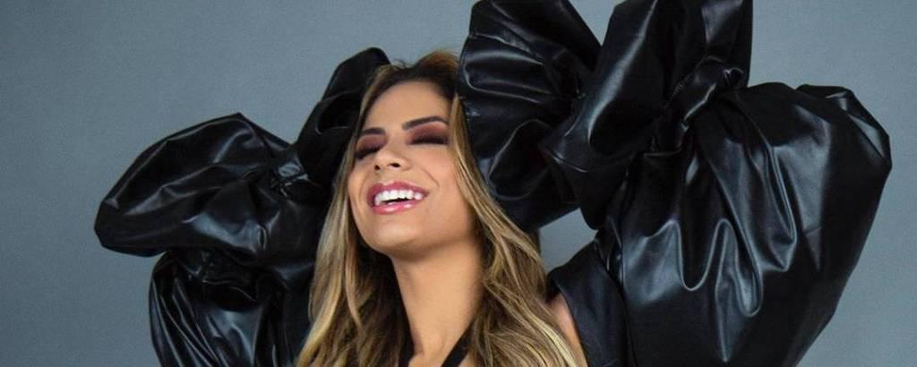 A cantora Lexa