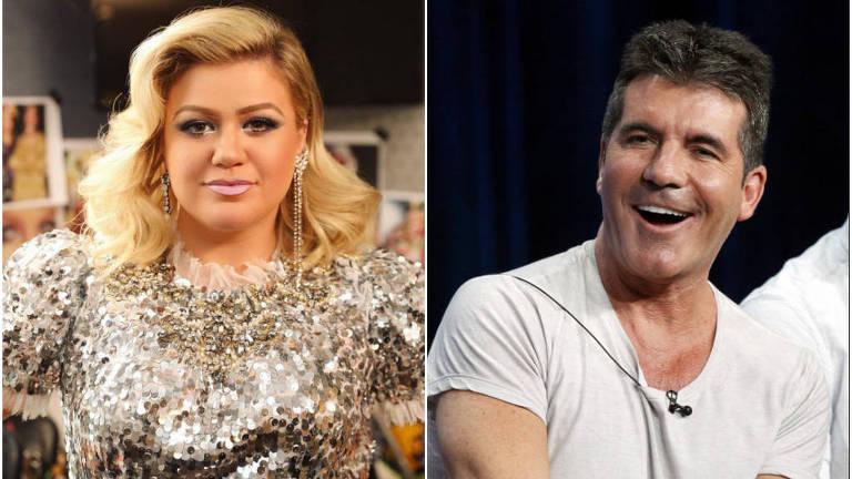 Kelly Clarkson substitui Simon Cowell em America's Got Talent