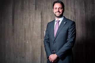 Alexandre Baldy, secretário de Transportes Metropolitanos do Estado de São Paulo